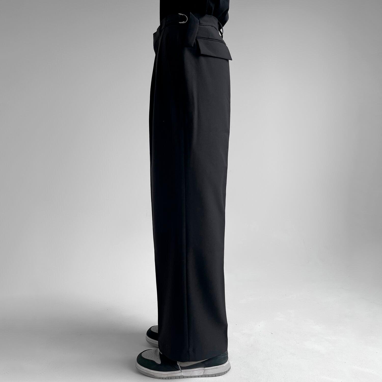 Брюки GB Studio Loose Pants Mini Belt (3)