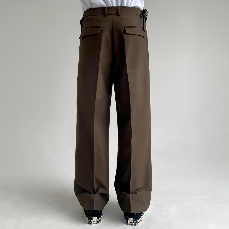 Брюки GB Studio Loose Pants Mini Belt (6)