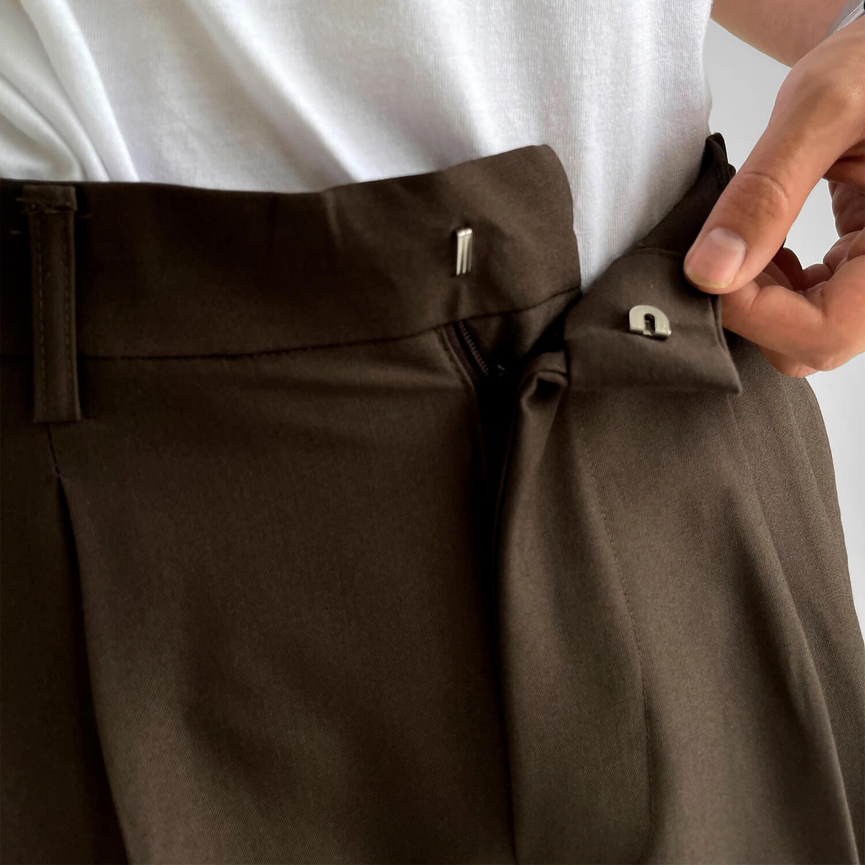 Брюки GB Studio Loose Pants Mini Belt (9)