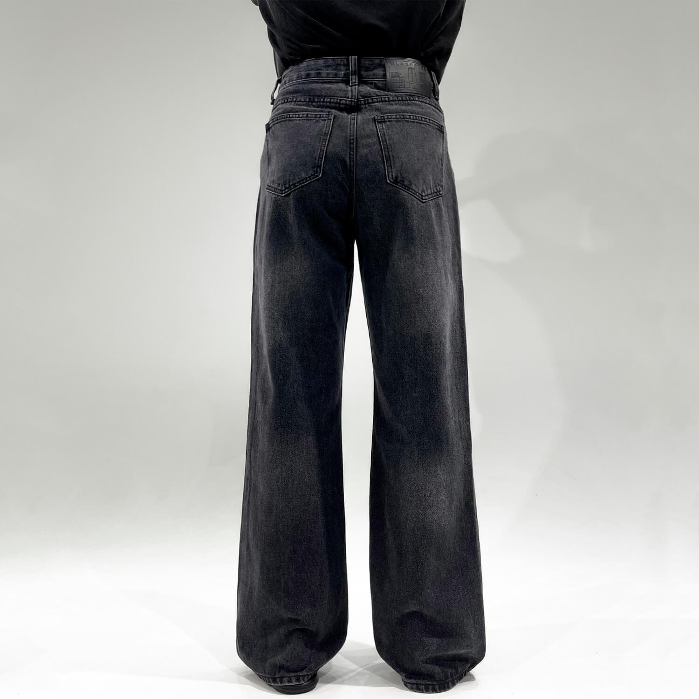 Джинсы GB Studio Washed Imitation Straight Jeans (2)