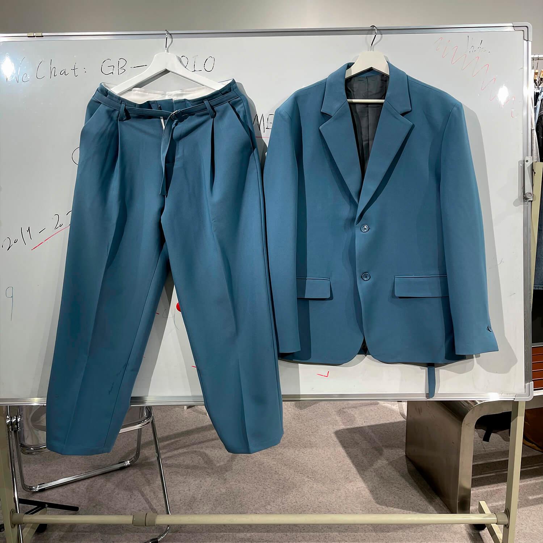 Костюм GB Studio Thin Belts Suit Blazer & Pants (14)