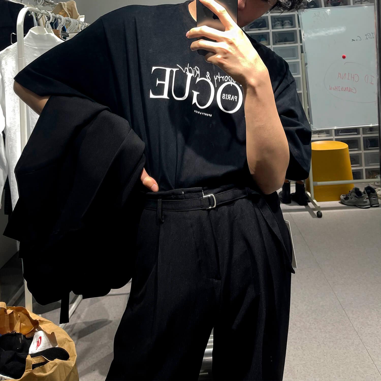 Костюм GB Studio Thin Belts Suit Blazer & Pants (5)