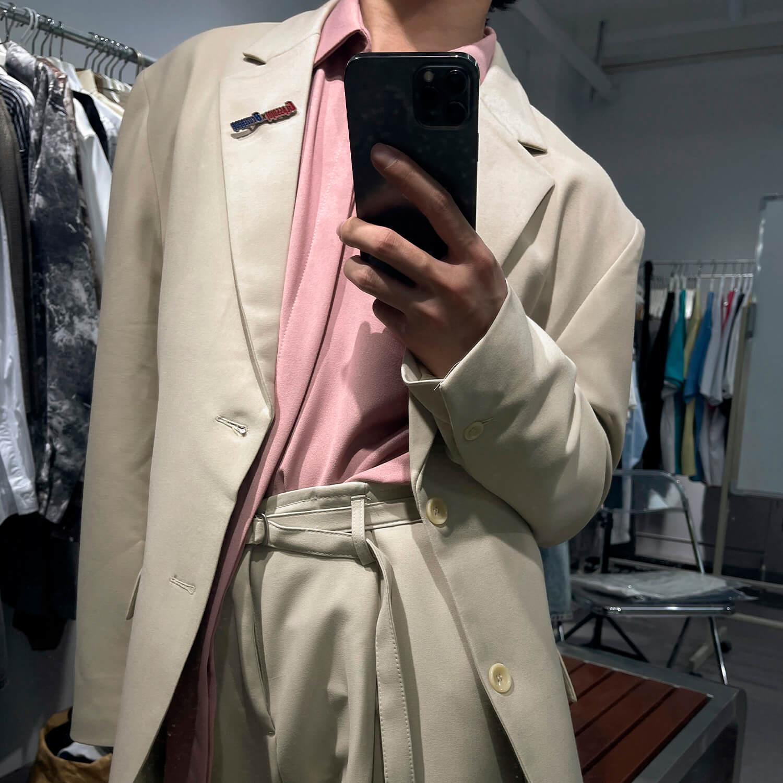 Костюм GB Studio Thin Belts Suit Blazer & Pants (7)