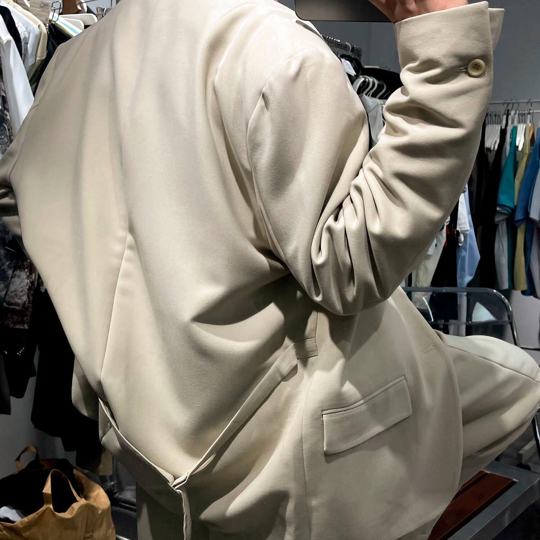 Костюм GB Studio Thin Belts Suit Blazer & Pants (8)