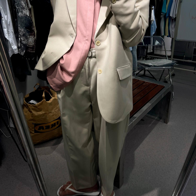 Костюм GB Studio Thin Belts Suit Blazer & Pants (9)