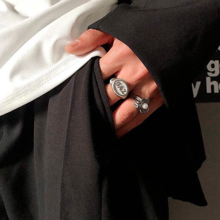 Печатка SAZ Studio Rounded Signet Logo (4)