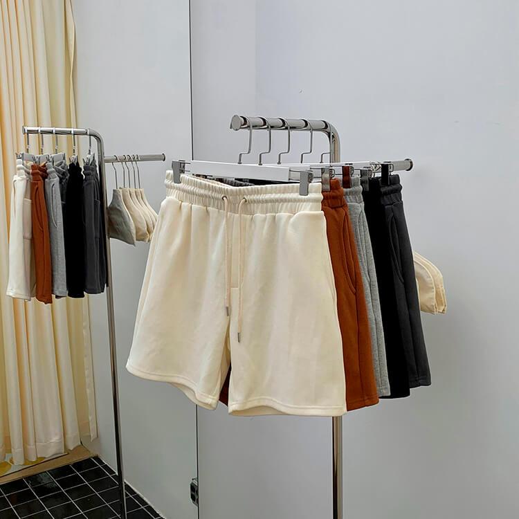 Шорты Attitude Studio Cotton Shorts Universal Tones (1)