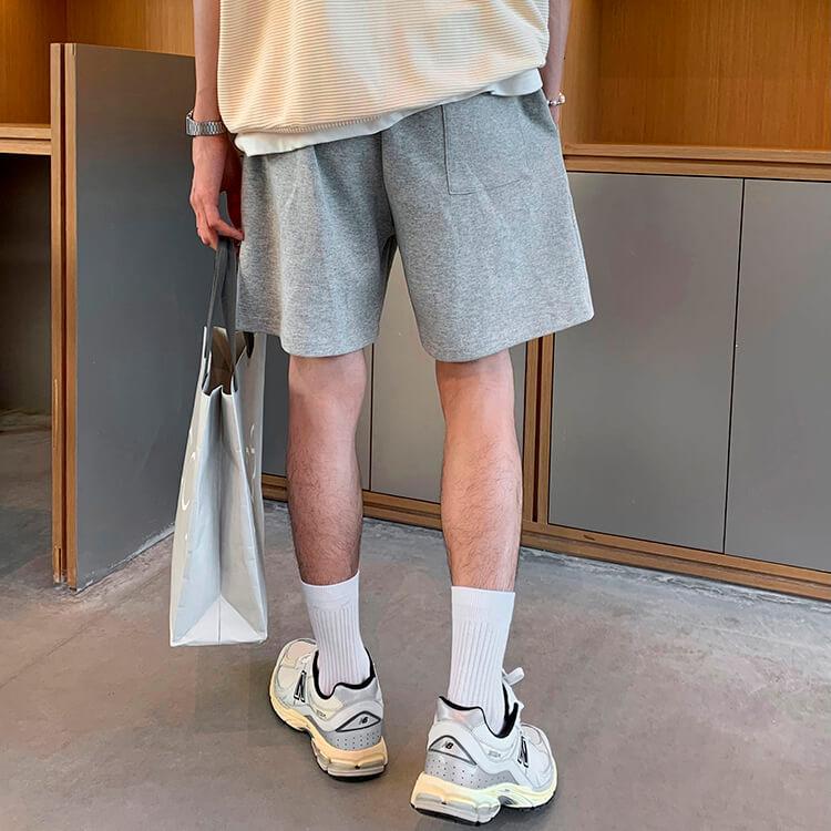 Шорты Attitude Studio Cotton Shorts Universal Tones (14)
