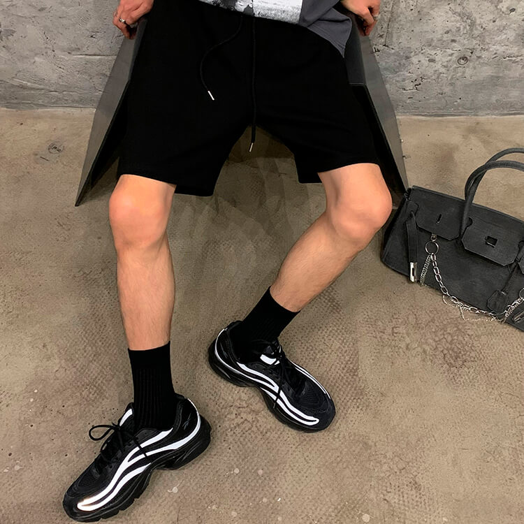 Шорты Attitude Studio Cotton Shorts Universal Tones (19)
