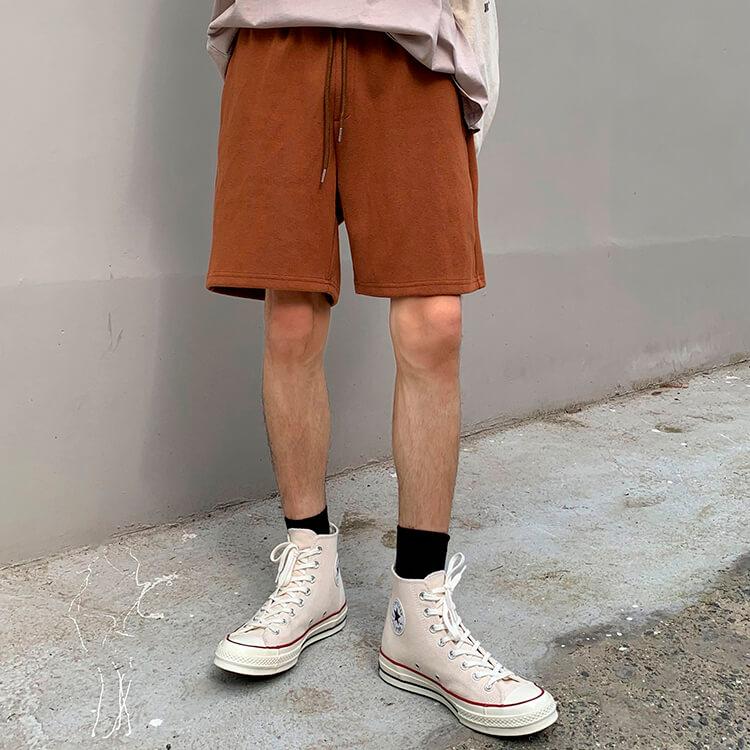 Шорты Attitude Studio Cotton Shorts Universal Tones (3)