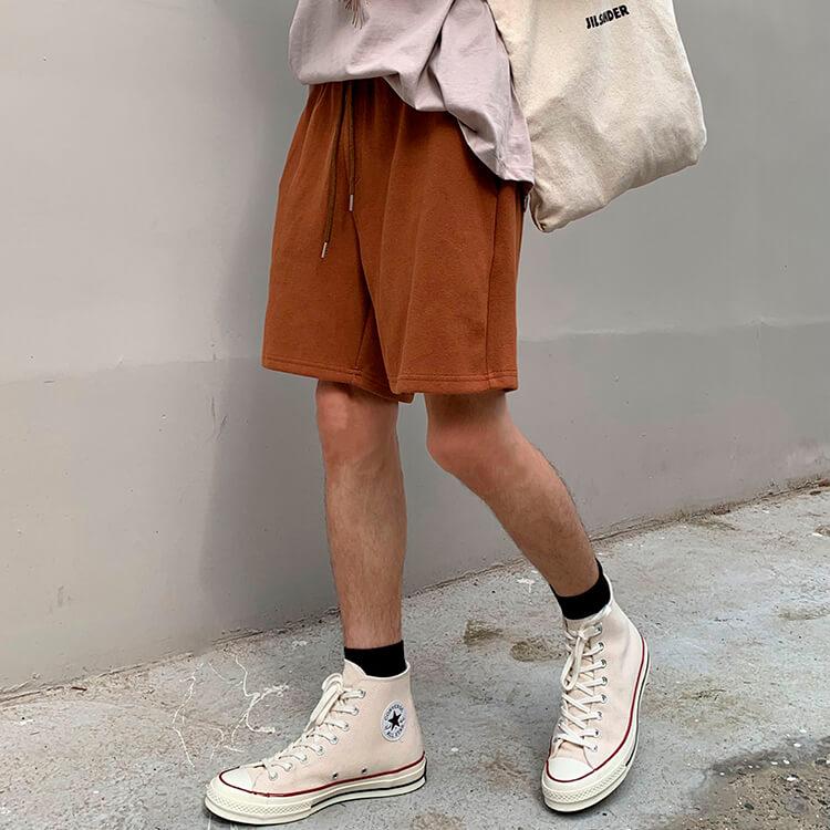 Шорты Attitude Studio Cotton Shorts Universal Tones (4)