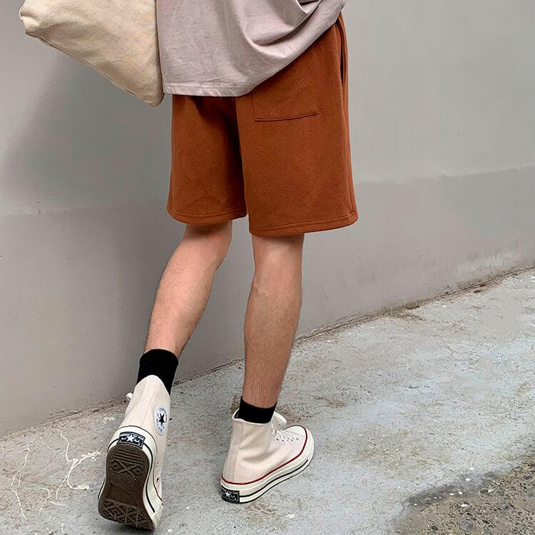 Шорты Attitude Studio Cotton Shorts Universal Tones (5)