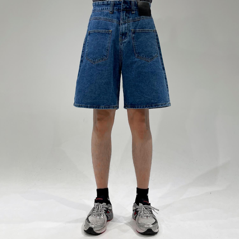 Шорты GB Studio Reversible Denim Shorts (1)