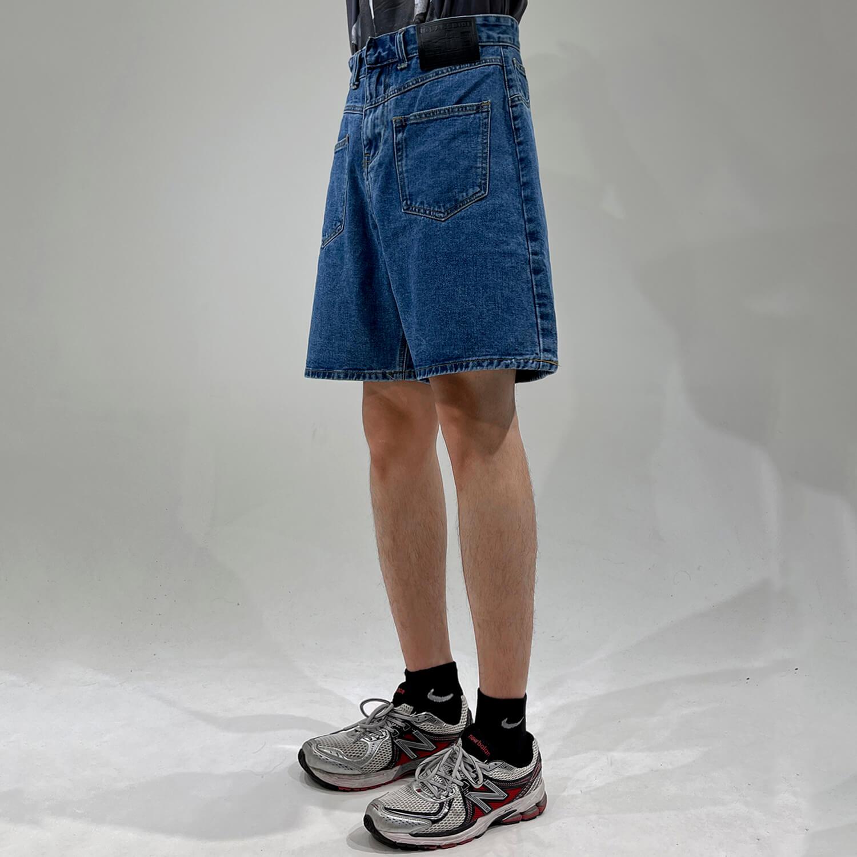 Шорты GB Studio Reversible Denim Shorts (2)