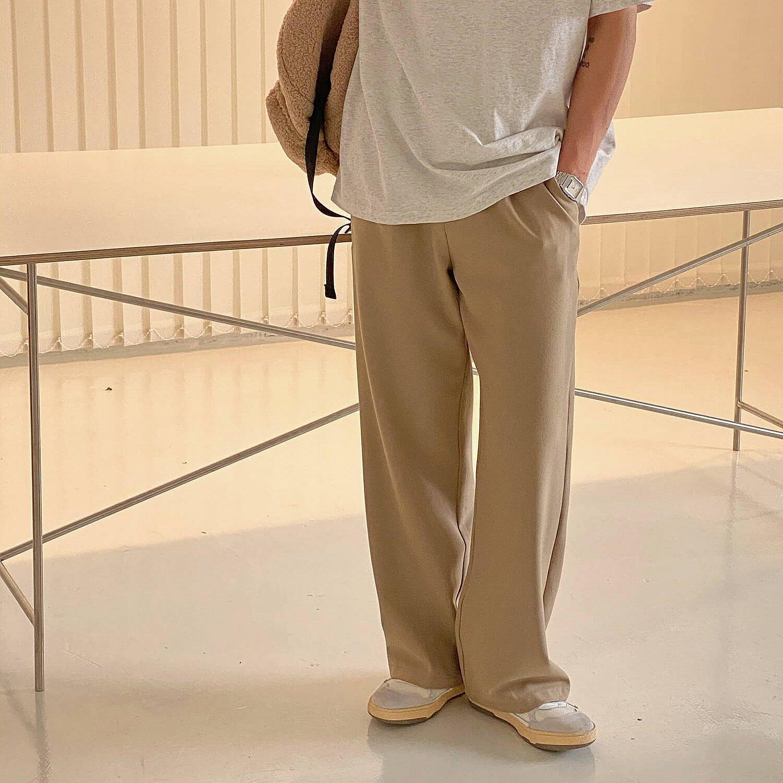 Брюки 19 Studio Formal Straight Pants (1)