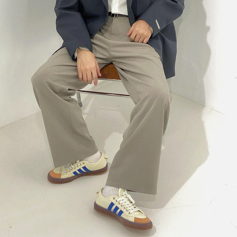 Брюки 19 Studio Straight Trousers With Card Holder (1)