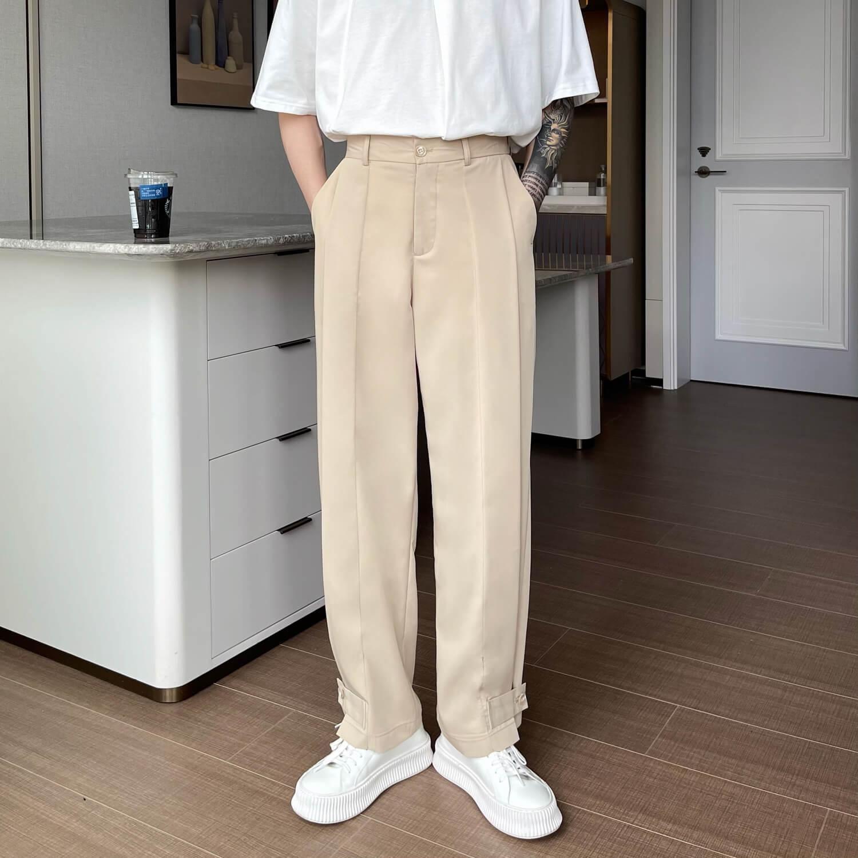 Брюки Cui Layout Studio Draped Crumple Trousers (16)