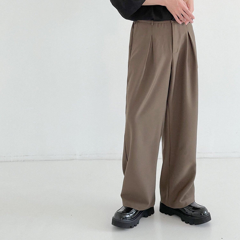 Брюки DAZO Studio Autumn Loose Pants Elastic Waist (1)