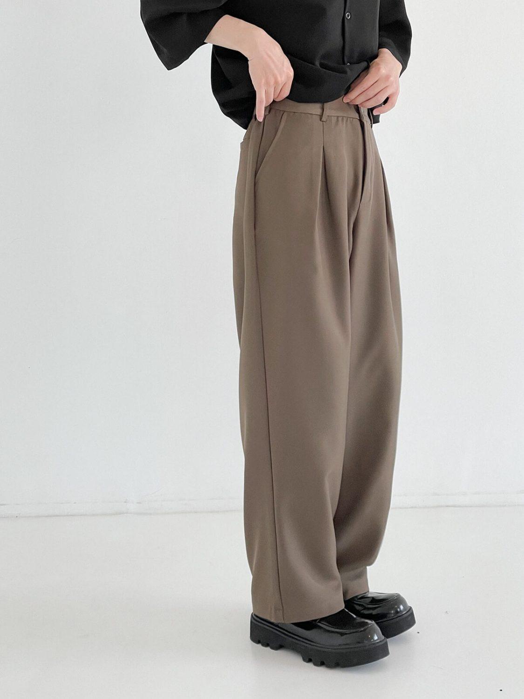 Брюки DAZO Studio Autumn Loose Pants Elastic Waist (2)