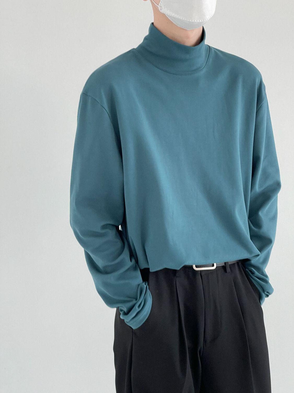Водолазка DAZO Studio Autumn Turtleneck High Collar (2)
