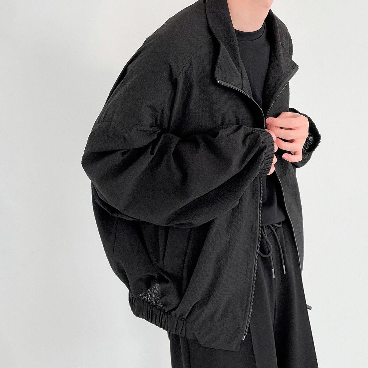 Куртка DAZO Studio Fabric Minimalist Windbreaker (1)
