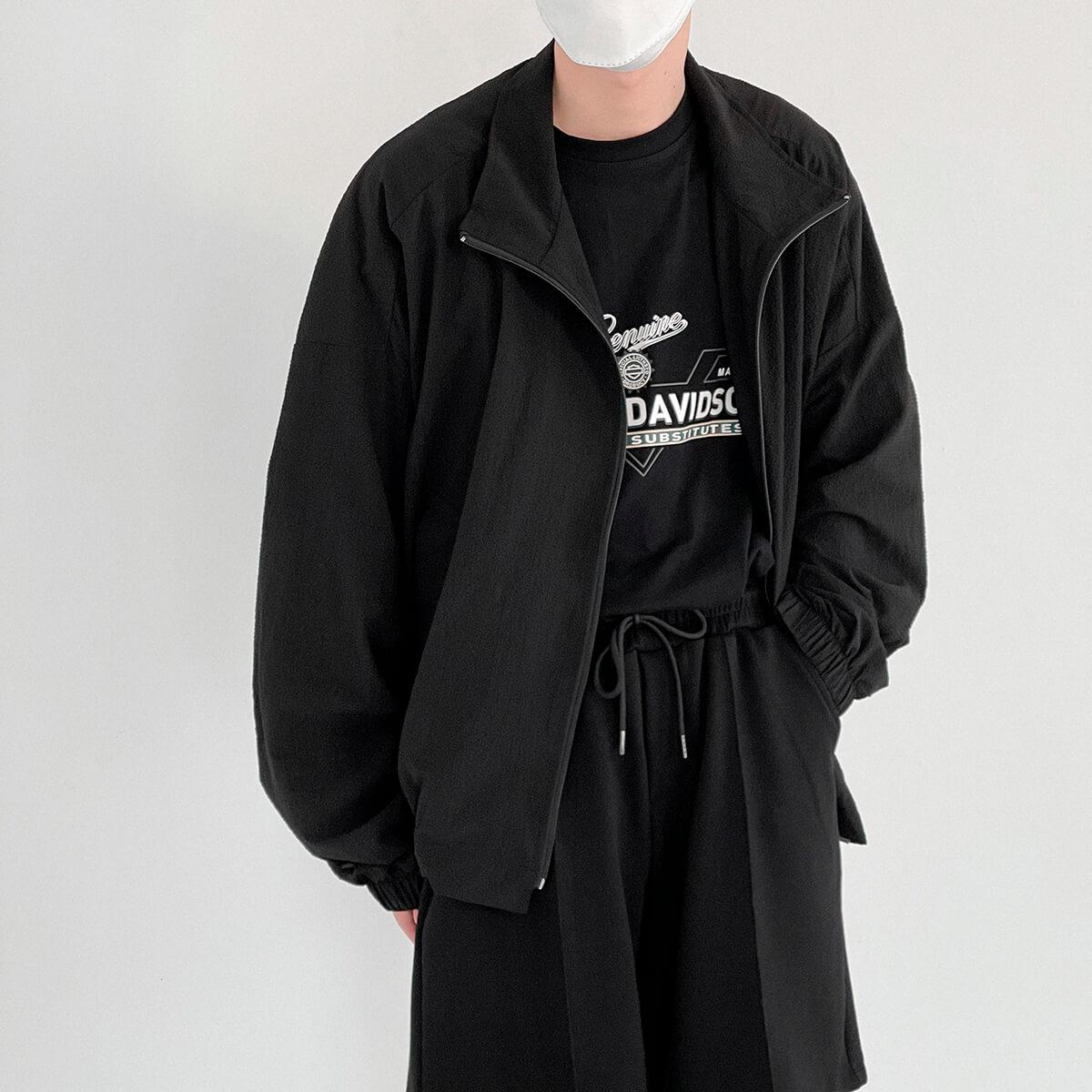 Куртка DAZO Studio Fabric Minimalist Windbreaker (2)