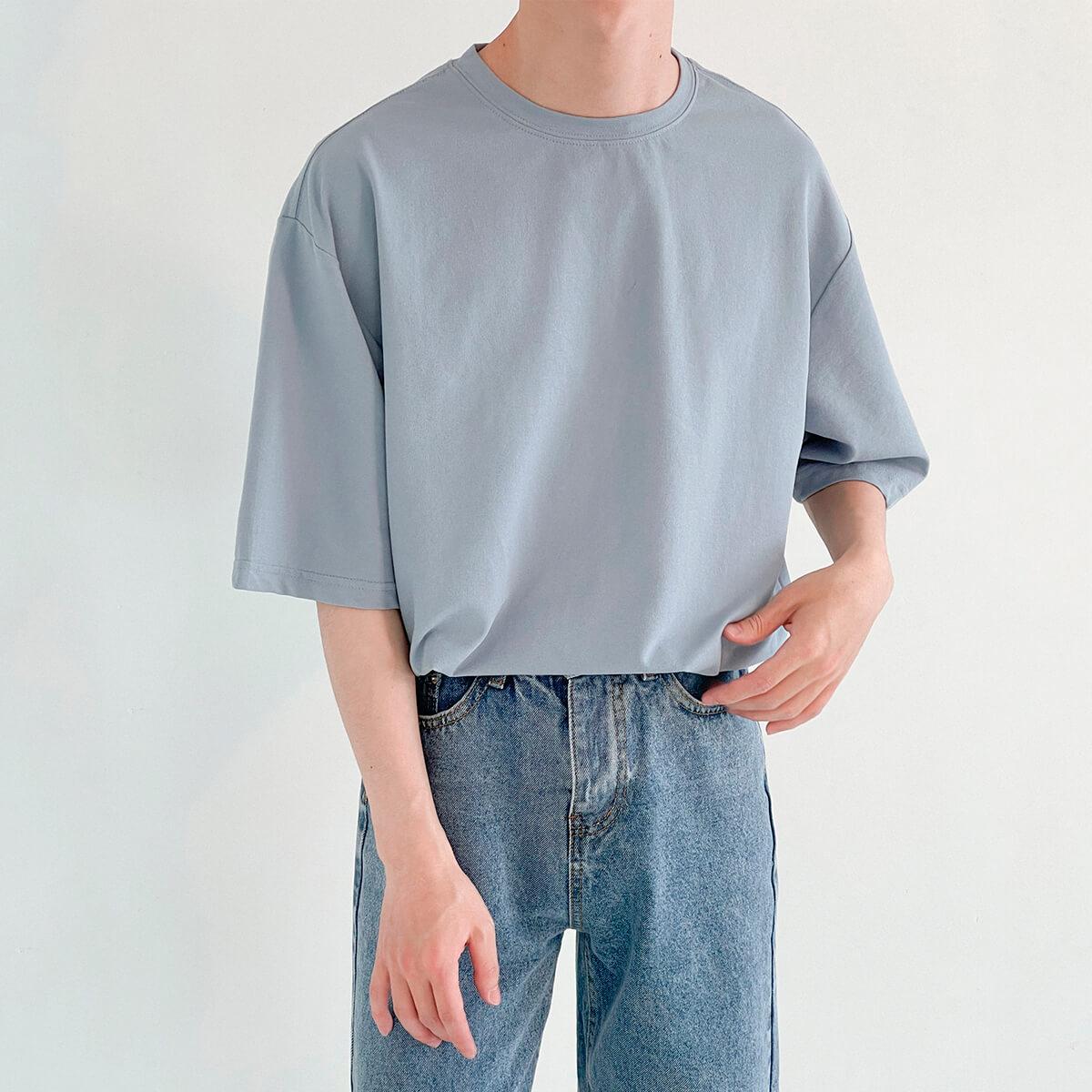 Футболка DAZO Studio Basic T-shirt Combed Cotton (2)