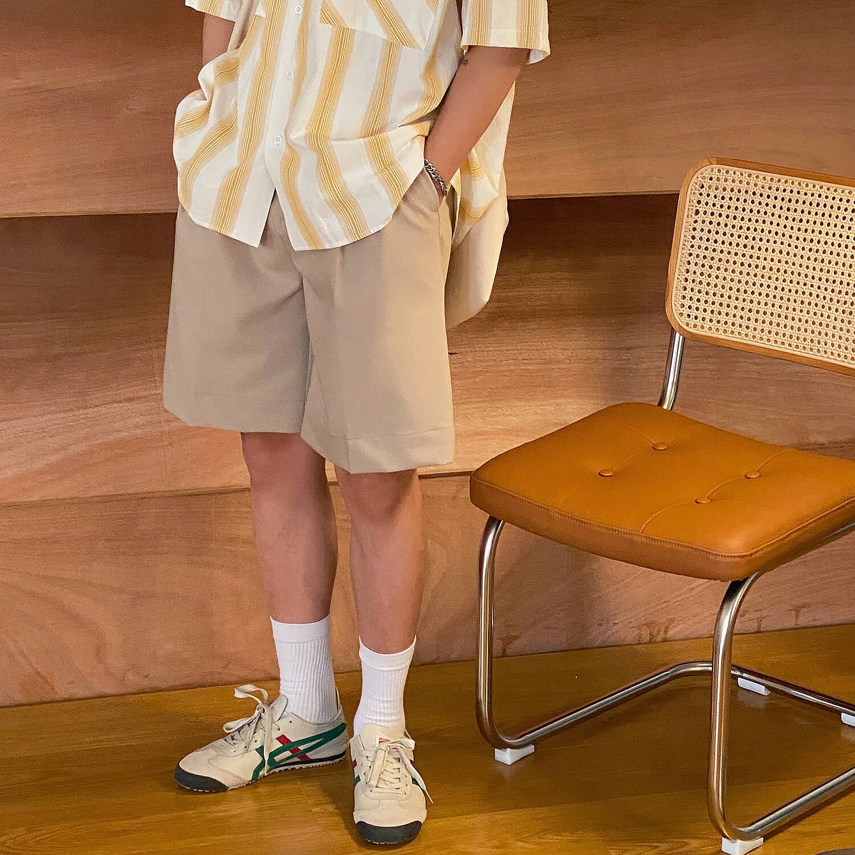 Шорты 19 Studio Basic Bermuda Shorts (1)