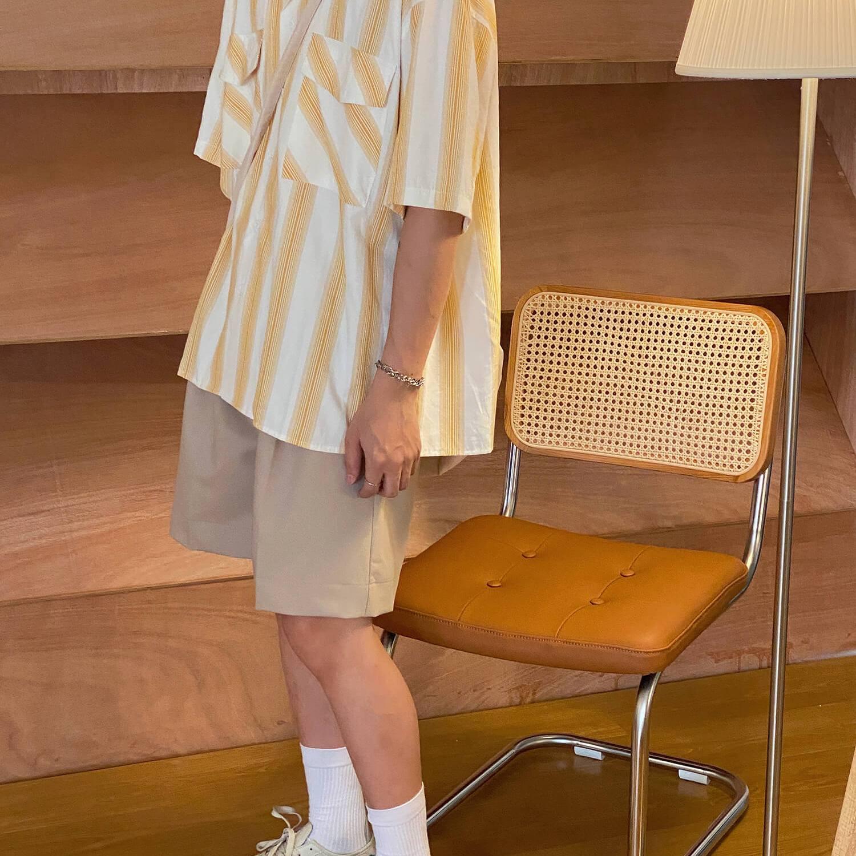 Шорты 19 Studio Basic Bermuda Shorts (2)