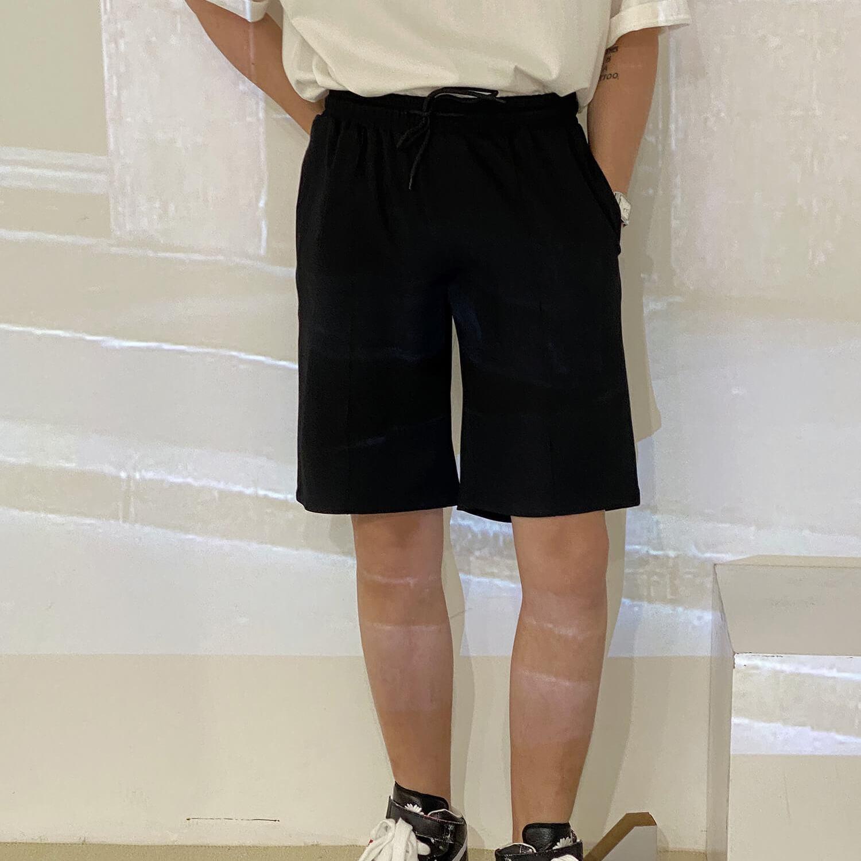 Шорты 19 Studio Basic Outside Shorts (2)