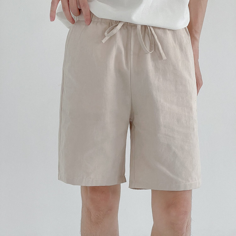 Шорты DAZO Studio Basic Lightweight Lace Up Shorts (1)