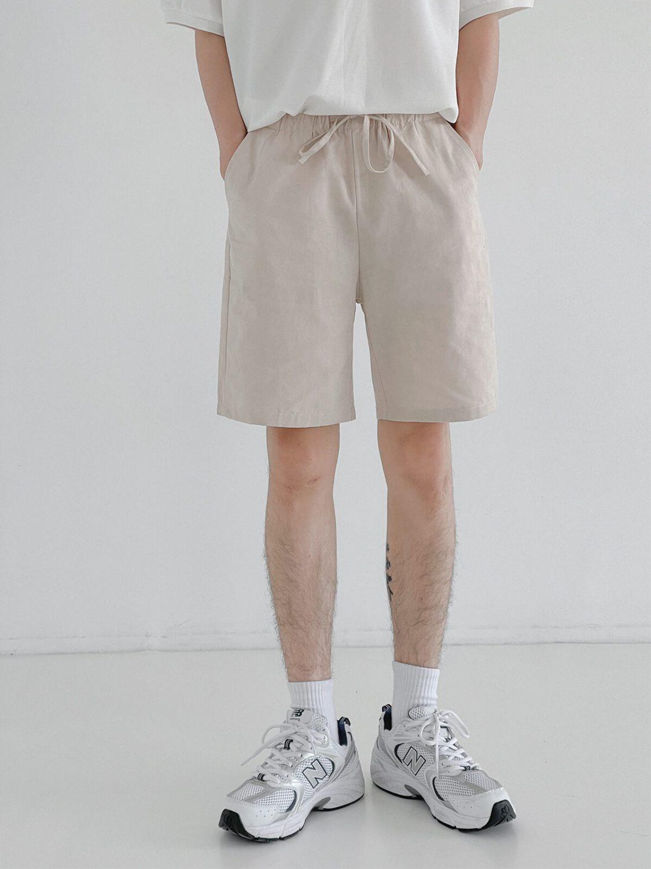 Шорты DAZO Studio Basic Lightweight Lace Up Shorts (2)