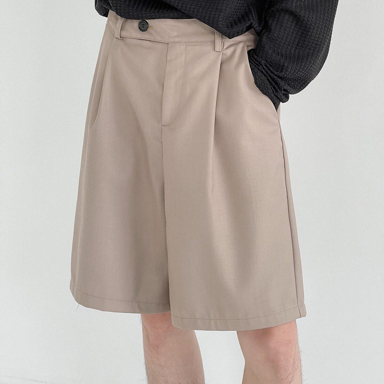 Шорты DAZO Studio Loose Shorts Suit Fabric (1)