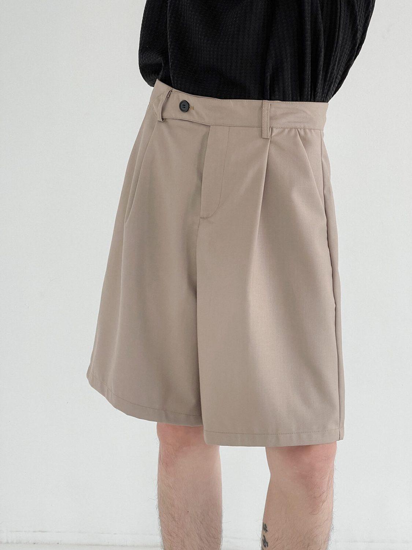 Шорты DAZO Studio Loose Shorts Suit Fabric (2)