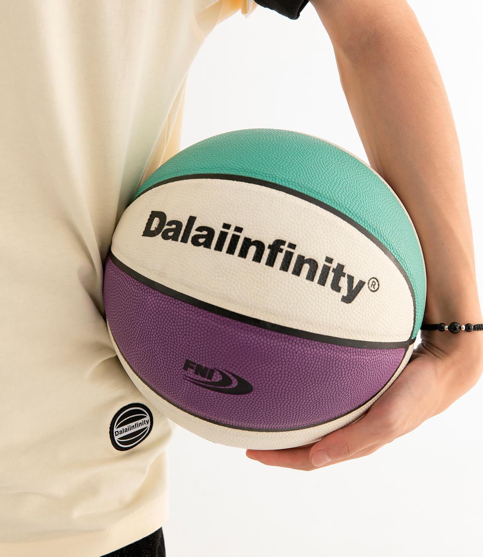 Баскетбольный мяч DL Studio Signature Basketball (6)