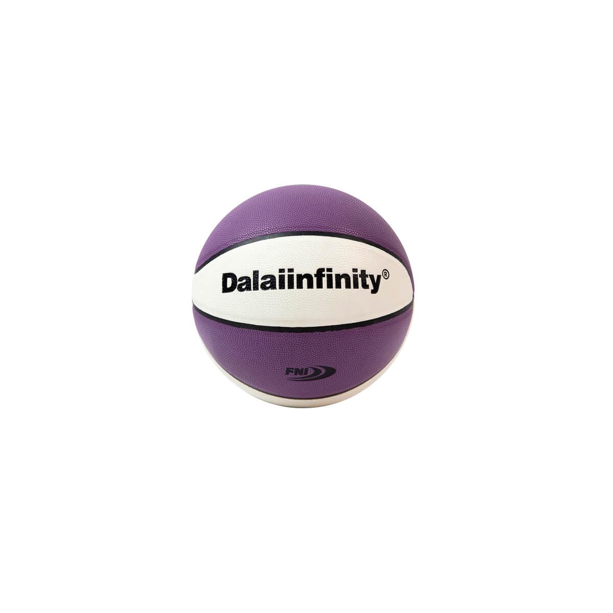 Баскетбольный мяч DL Studio Signature Basketball Purple