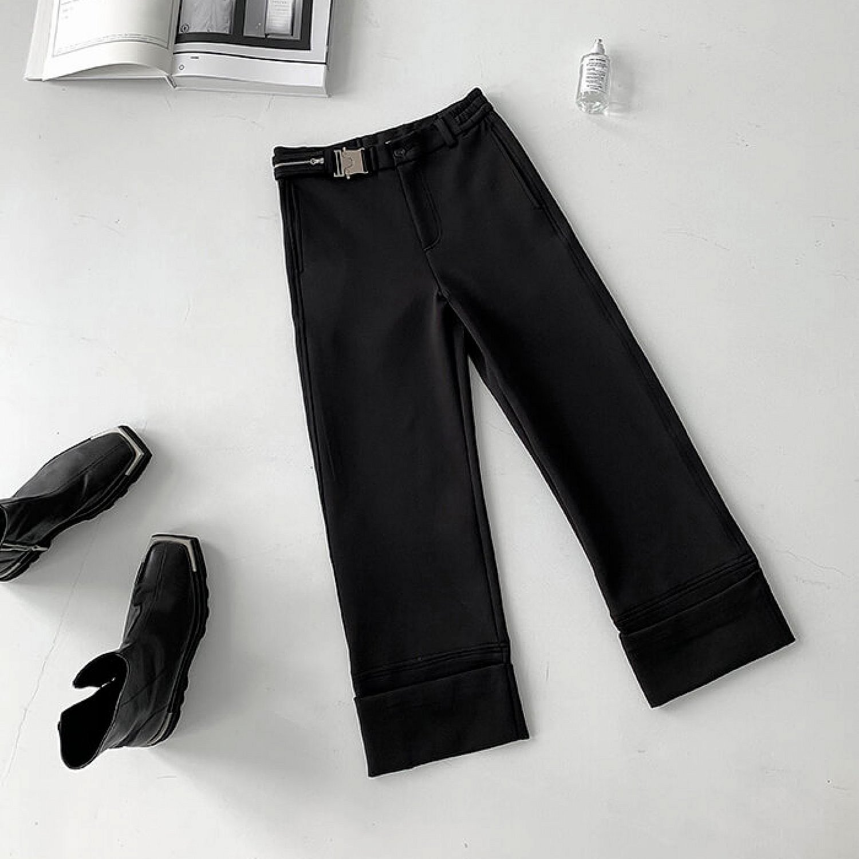 Брюки Attitude Studio Pants Metal Closure (1)