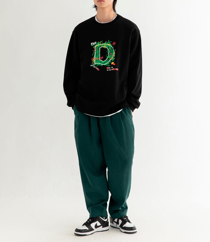 Брюки DL Studio Casual Fabric Pants (5)