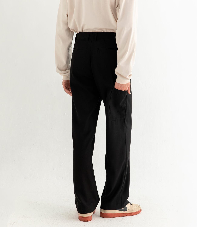 Брюки DL Studio Textured Draped Pants (4)