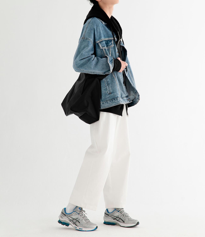 Джинсовая куртка DL Studio Rough Denim Jacket (12)