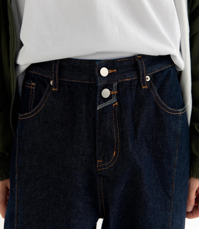 Джинсы DL Studio Jeans Outside Seam (7)