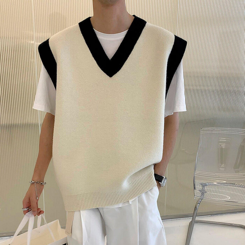 Жилет Attitude Studio Minimalist Piping Vest (2)