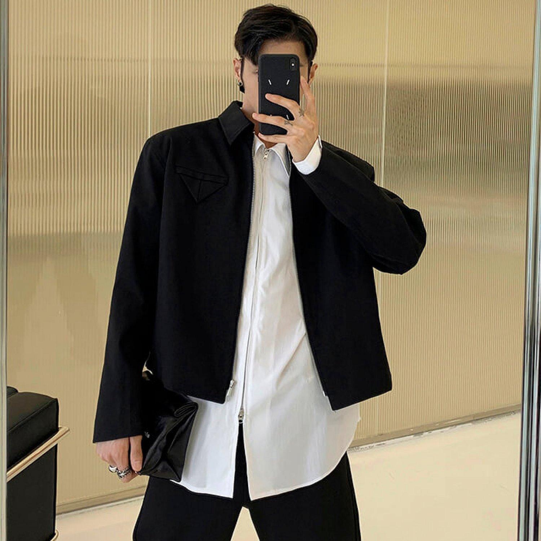 Куртка Attitude Studio Jacket Triangle Design (1)