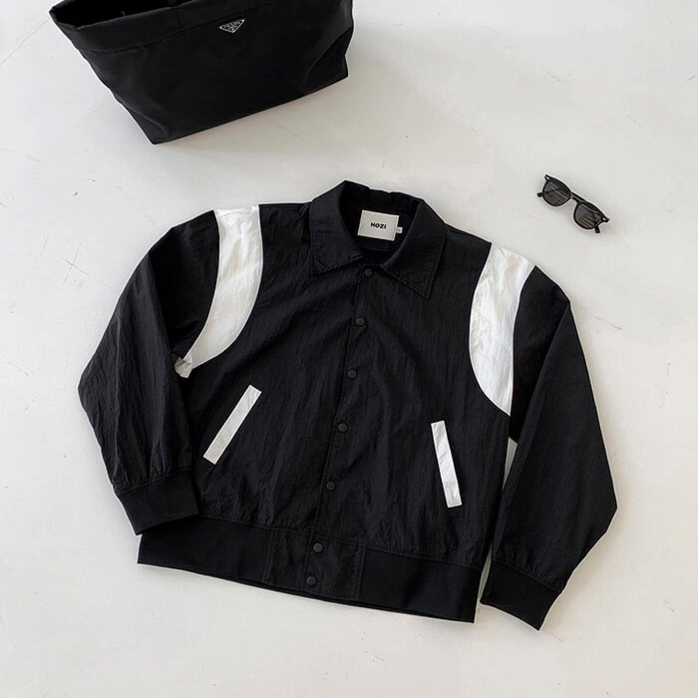 Куртка Attitude Studio Jacket White Insert (1)