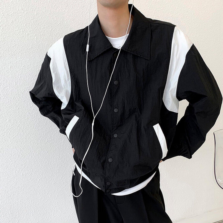 Куртка Attitude Studio Jacket White Insert (2)