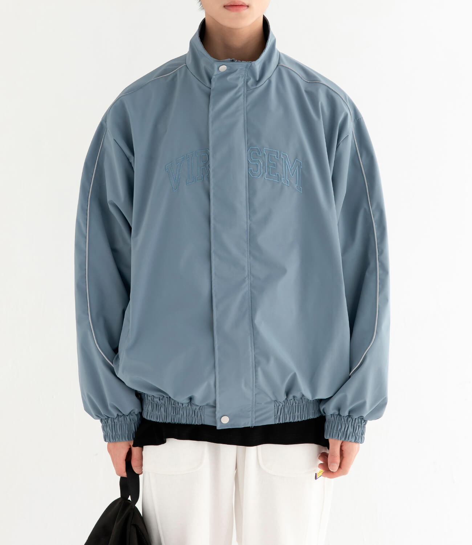 Куртка DL Studio Loose High Collar Windbreaker (1)