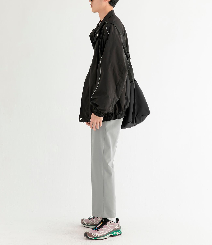 Куртка DL Studio Loose High Collar Windbreaker (10)