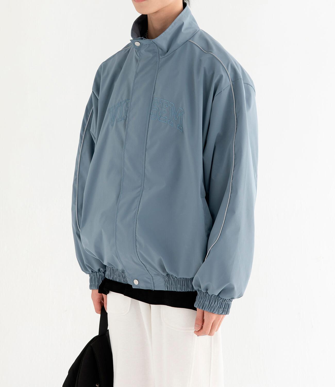 Куртка DL Studio Loose High Collar Windbreaker (2)
