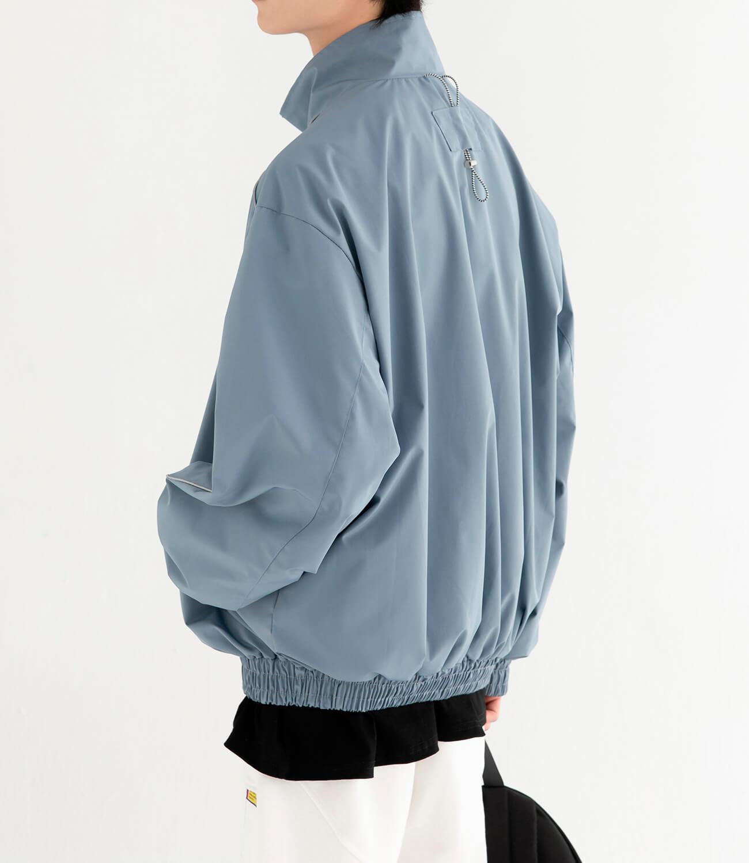 Куртка DL Studio Loose High Collar Windbreaker (3)