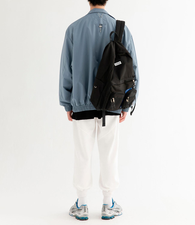 Куртка DL Studio Loose High Collar Windbreaker (6)